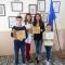 """Ученици от Трето ОУ """"Братя Миладинови"""" в град Гоце Делчев спечелиха две призови места в областен конкурс"""
