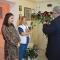 Рози от кмета на Гоце Делчев за всички работещи в АГО по повод празника им утре