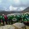 Млади туристи от Гоце Делчев са запленени от  красотата на пиринските езера