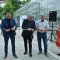 """Кметът Владимир Москов официално откри новата оранжерия за социалното предприятие """"Цветен град"""" в Гоце Делчев"""