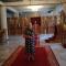 80-годишна неврокопчанка днес посрещна гости в храма, за градежа на който има специален принос