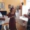 Учителката Карамфилка Патинова от ПМГ