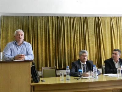 Ден преди националния протест на тютюнопроизводителите, в Гоце Делчев зам. министър Абазов обеща субсидии като тазгодишните