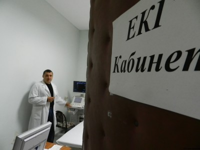 Нова апаратура монтират в болницата на Гоце Делчев