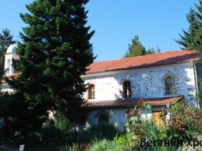 Храмов празник има една от най-хубавите черкви в Гоце Делчев