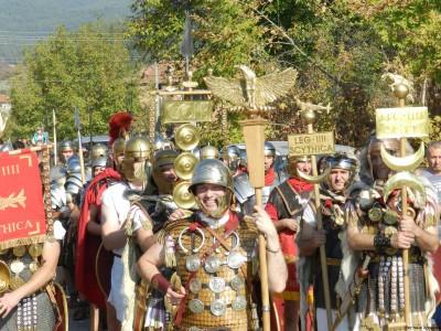 Римско нашествие в Никополис ад Нестум