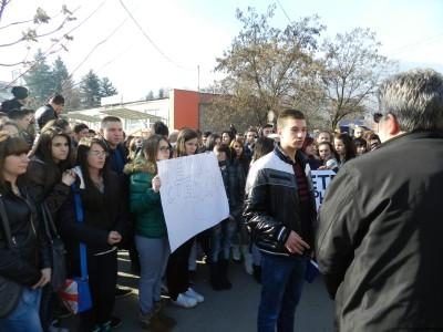 Недоволни пътници блокираха автогара Динамо в Гоце Делчев