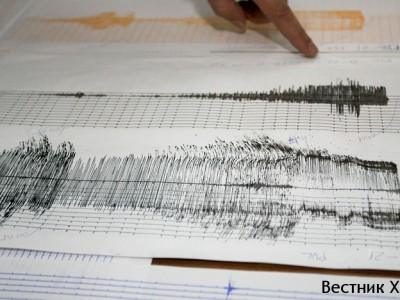 Земетресение край Гоце Делчев