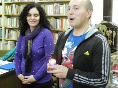 """Днес връчват почетния знак """"Посланик на библиотеката"""" в гр. Гоце Делчев"""