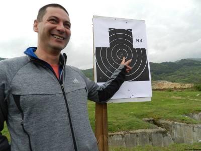 Турнир по стрелба в чест на Гергьовден – Деня на храбростта