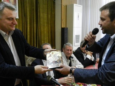 Петър Курумбашев в Гоце Делчев: Националният интерес е по-висок от интереса на Брюксел