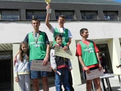 В Гоце Делчев отбелязаха международния ден на предизвикателството с маратон