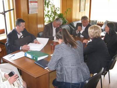 """Първа работна среща по проекта за обновяване на детска градина """"Джани Родари"""""""