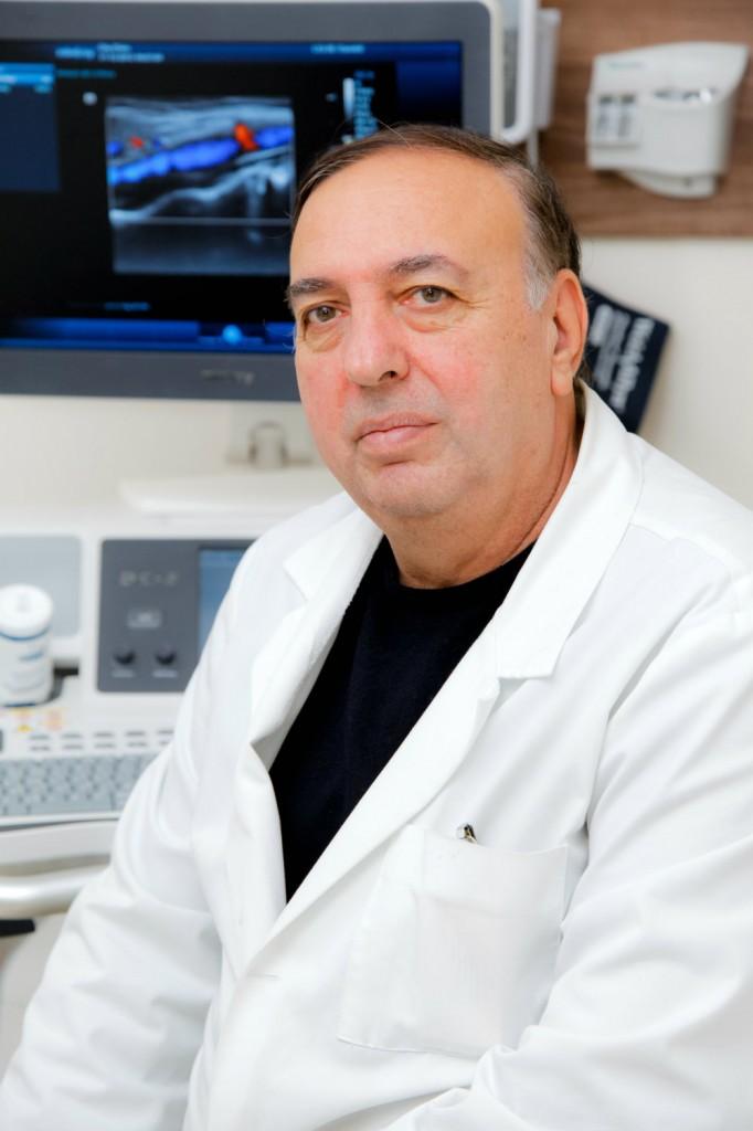 prof.Grzodinski portret