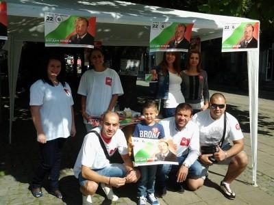 Лични срещи, вместо скъпа политическа реклама предпочита кандидатът на БСП Богдан Боцев