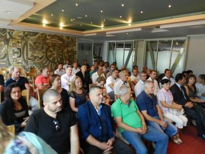 Цветан Цветанов в Гоце Делчев: Никога коалиция с БСП и ДПС