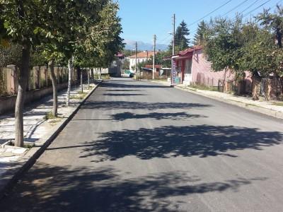 Завърши ремонтът на най-натоварената улица в с. Мосомище