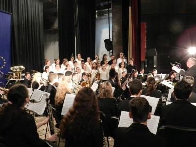Оркестър от Израел завърши българското си турне в Гоце Делчев