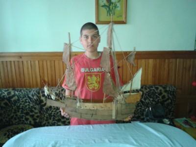 Първа награда в европейски конкурс за Иван Духов от Гоце Делчев