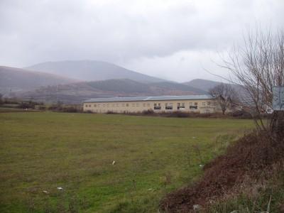 Продава се производствена сграда в с. Копривлен