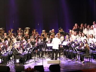 Концерт на младежки оркестър от Израел в гр. Гоце Делчев