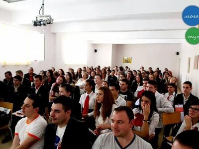 Стефка Москова доведе похода на вдъхновителите в Гоце Делчев