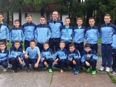 Детският тим на Вълкосел е приятната изненада в първенството за тази възрастова група