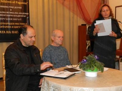 Първа награда от международен фестивал на славянската поезия долетя от Лондон в Сатовча