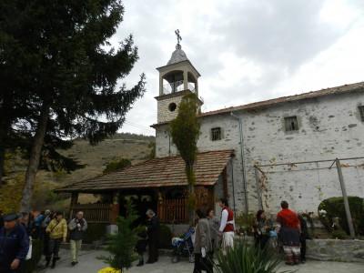 Черквата в Баничан стана на 150 години