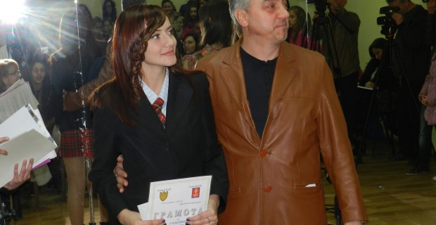 В деня на Паисий Ротари клуб – Гоце Делчев раздаде награди за ученическо творчество