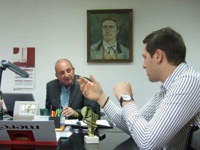 Директорът Благой Мигдин излиза в пенсия
