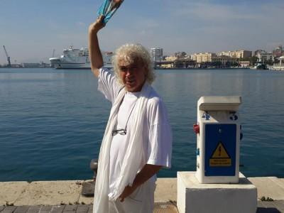 Пикасо – причина за любов –  едно пътуване с художника Николай Маринов