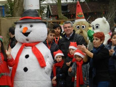Кметът на Драма: Очакваме децата и родителите им от Гоце Делчев на уникално пътешествие във вълшебния свят на Коледa