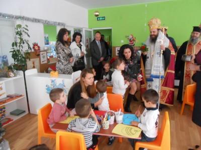 Откриха напълно обновена детска градина в Гоце Делчев