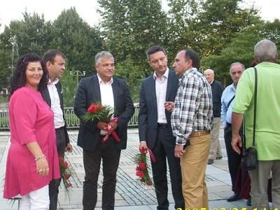 Приемна на народния представител Кристиян Вигенин в понеделник в Гоце Делчев