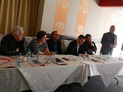 БСП започна подготовката си за местните избори с работна среща в Гоце Делчев