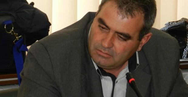 Избраха за председател на комисия в ОбС, инструктор, обвинен от жители на Гоце Делчев, че нарочно е надраскал паркирана кола