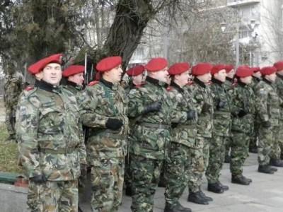 Търсят се офицери, сержанти и войници от доброволния резерв