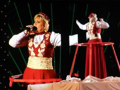 Николина Чакърдъкова и танцовата й трупа тръгват на европейско турне