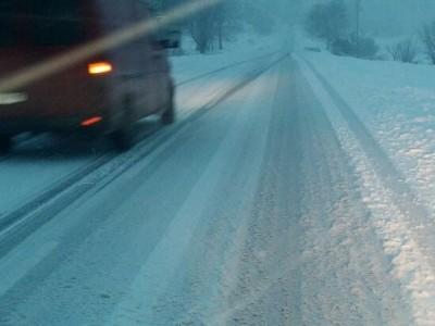 Снежната ситуация в района на Гоце Делчев, според очевидци
