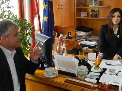 Млади хора управляват днес Гоце Делчев