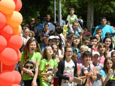 За децата на Гоце Делчев на 1 юни