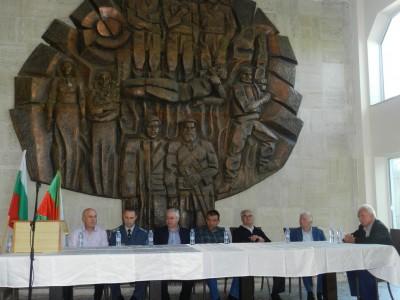 Денят на победата над фашизма с ветераните от Гоце Делчев