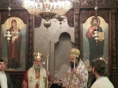Днес е празник на катедралния храм в Гоце Делчев