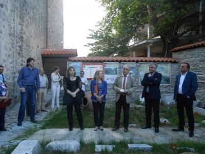 Изложба за цар Самуил в музея на Гоце Делчев