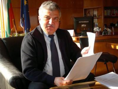 Кметът Владимир Москов пожела на всички ученици успех на изпитите утре и в петък