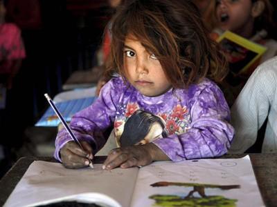 Среща за децата от ромското гето се провежда днес в Гърмен