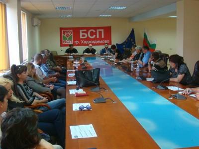 Кметът на Хаджидимово ще има подкрепата на БСП за следващия си мандат