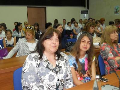 Първо място за ученичка от Гоце Делчев и нейната преподавателка