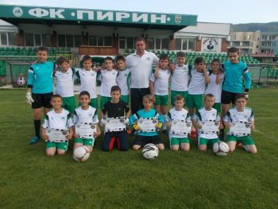 """Първи международен турнир за момчетата от """"Пирин"""" (Гоце Делчев), предстои им нов през юни"""